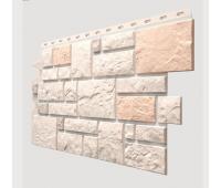 Фасадные панели (цокольный сайдинг) , Burg (камень), Leinburg Льняной
