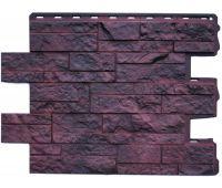 Фасадные панели (цокольный сайдинг) КОЛЛЕКЦИЯ Камень Шотландский Глазго