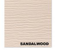 Виниловый сайдинг, Sandawood (Cандаловое дерево)
