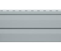 Виниловый сайдинг серия «Logistic D4D», Серо-голубой