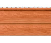 Виниловый сайдинг (Канада плюс) коллекция Премиум. Дуб светлый