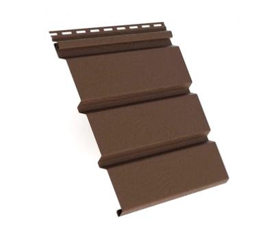 Софит коричневый гладкий от производителя Grand Line по цене 350.00 р