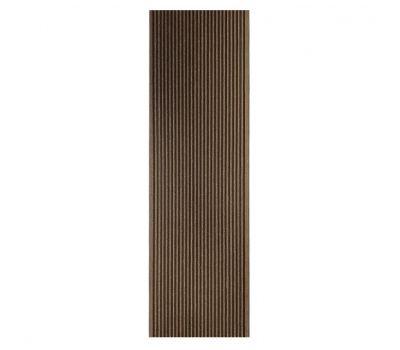 Террасная доска «Lite» Серия Velvetto односторонняя - Шоколад (140×20) от производителя Decking-DPK (Декинг-ДПК) по цене 199.00 р