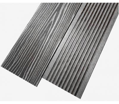 Террасная доска ДПК UnoDeck Solid Серый от производителя RusDecking по цене 519.00 р