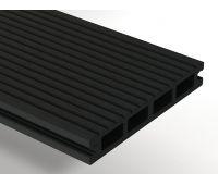 Террасная доска ДПК Select 146х22х3000 мм Графит