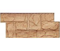 Фасадные панели (цокольный сайдинг) коллекция Гранит Леон - Тянь Шань