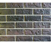 Цокольный сайдинг Hand-Laid Brick (Кирпич) CHAR BROWN (Обожженый кирпич)