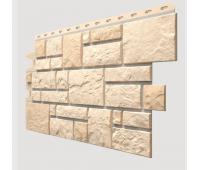 Фасадные панели (цокольный сайдинг) , Burg (камень), Wheatenburg Пшеничный