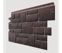 Фасадные панели (цокольный сайдинг) , Burg (камень), Erdburg Земляной