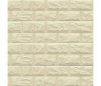 Цокольный сайдинг коллекция Альпийский камень 2-х метровый - Слоновая кость