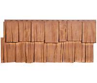 Фасадные панели (цокольный сайдинг) коллекция Щепа Дуб - Тянь Шань