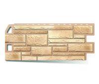 Фасадные панели (цокольный сайдинг) КОЛЛЕКЦИЯ «КАМЕНЬ» Известняк