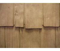 Цокольный сайдинг Hand-Split Shake (Щепа) Traditional Cedar (Традиционный кедр)