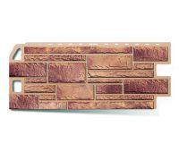 Фасадные панели (цокольный сайдинг) КОЛЛЕКЦИЯ «КАМЕНЬ» Кварцит