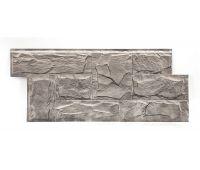 Фасадные панели (цокольный сайдинг) коллекция ЭКО 2 ГРАНИТ ЛЕОН - Кавказ