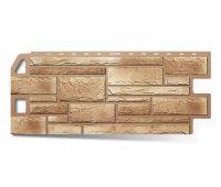 Фасадные панели (цокольный сайдинг) КОЛЛЕКЦИЯ «КАМЕНЬ» Песчанник