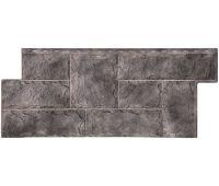 Фасадные панели (цокольный сайдинг) коллекция Гранит Марсель Кавказ