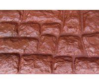Фасадные панели Камень крупный Кирпичный