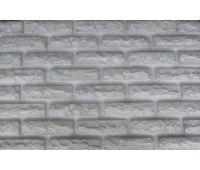 Фасадные панели Кирпич Белый