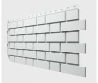 Фасадные панели Flemish (гладкий кирпич) Белый