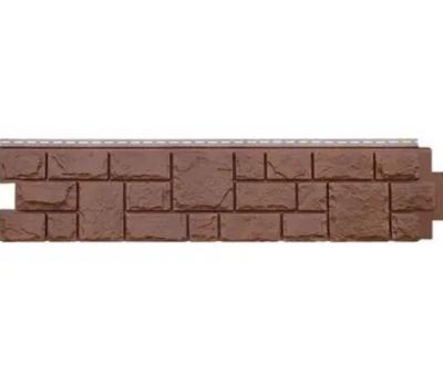 Цокольный сайдинг Grand Line Екатерининский Камень Гречневый от производителя Я Фасад по цене 305.00 р