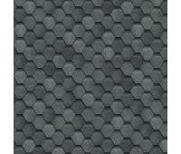 Гибкая черепица Однослойная Классик, коллекция Соната – Серый