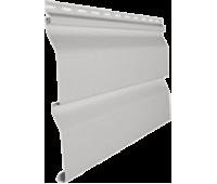 Виниловый сайдинг серия «D 4,5 Dutchlap», Атласный Серый